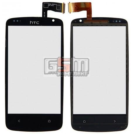 Тачскрин для HTC Desire 500, черный
