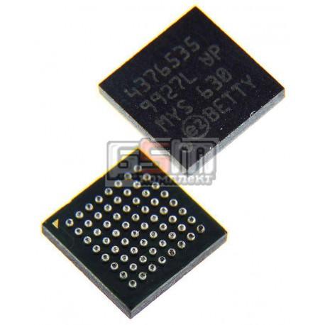 Микросхема управления питанием 4376535 BETTY для Nokia 2690, 2700c, 2730c, 3120c, 3600s, 3610f, 3720c, 5220, 5228, 5230, 5310, 5
