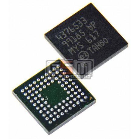 Микросхема управления питанием 4376533 TAHVO для Nokia 3110, 3250, 3600s, 5200, 5300, 5320, 6000, 6085, 6120c, 6125, 6131, 6233,