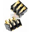 Конектор батареї для Nokia 1100, 1110, 1112, 3220, 3230, 6020, 6030, 6100, 6101, 6131, 6230, 6230i, 6300, 7610