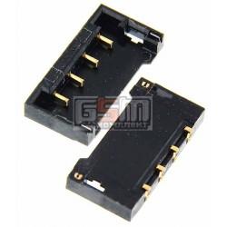Коннектор батареи для Apple iPhone 4S