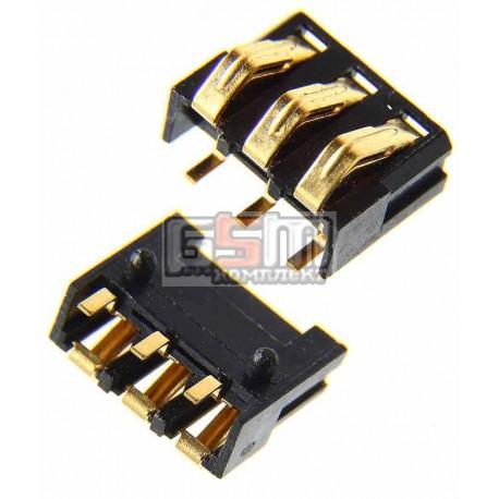 Коннектор батареи для Samsung X160, X210