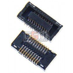 Коннектор дисплея для Sony Ericsson D750, K750, W800