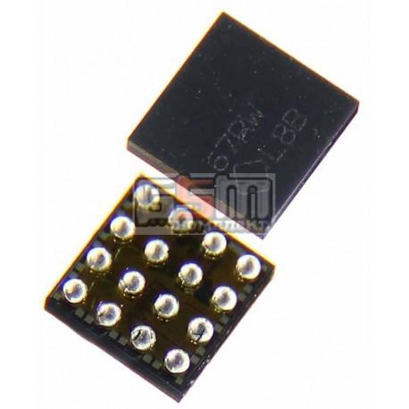 Микросхема-стабилизатор карты памяти LP3928TLX/4341761 16pin для Nokia 3109, 3110, 3230, 3250, 3500, 5200, 5300, 5500, 6085, 608