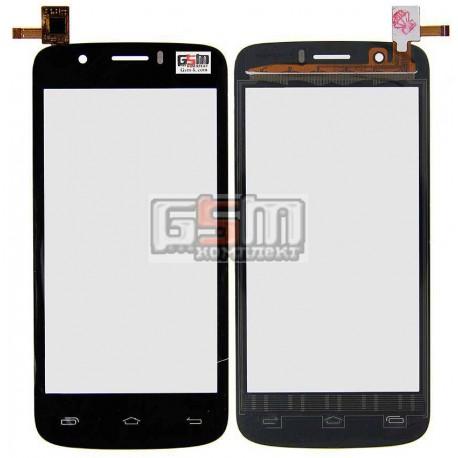 Тачскрин для Prestigio MultiPhone 5453 Duo, черный, #TF0664A-03 B06405011A