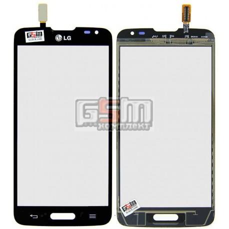Тачскрин для LG D405 Optimus L90, D415 Optimus L90, черный