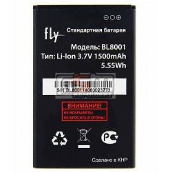 Аккумулятор BL8001 для Fly IQ436, IQ436i Era Nano 9, IQ4490, original, (Li-ion 3.7V 1500mAh), #60.01.0377/X3540F0023