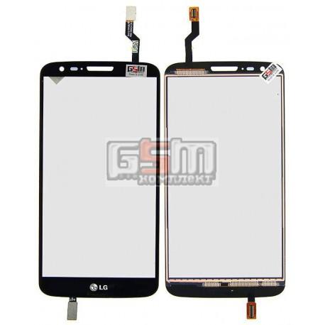 Тачскрин для LG G2 D802, G2 D805, черный