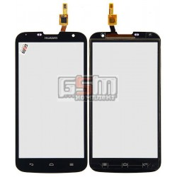 Тачскрин для Huawei Ascend G730-U10, черный, #HMCF-055-1140-Y4