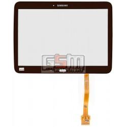 Тачскрин для планшета Samsung P5200 Galaxy Tab3, P5210 Galaxy Tab3, бронзовый
