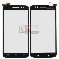 Тачскрин для Prestigio MultiPhone 7600 Duo, черный, #FPC-S80127-1 V03