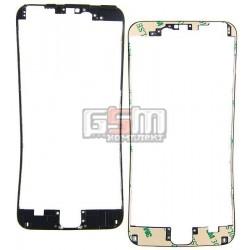 Рамка крепления дисплея для Apple iPhone 6 Plus, черная