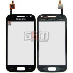 Тачскрин для Samsung I8160 Galaxy Ace II, черный