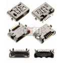 Коннектор зарядки для Sony D2004 Xperia E1, D2005 Xperia E1, D2104 Xperia E1 DS, D2105 Xperia E1 DS, D2114 Xperia E1 TV, E2104 Xperia E4, E2105 Xperia E4, E2115 Xperia E4, E2124 Xperia E4; планшета Asus FonePad 7 FE170CG