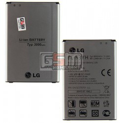 Аккумулятор BL-53YH для LG G3 D855, (Li-ion 3.8V 3000mAh)