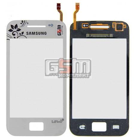 Тачскрин для Samsung S5830i Galaxy Ace, белый, la fleur