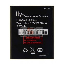 Акумулятор (акб) BL4019 для Fly IQ446 Magic, (Li-ion 3.7V 2100mAh), original, #200200095/200200097