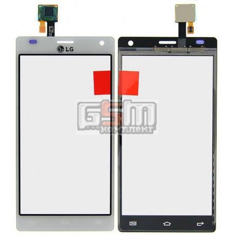 Тачскрин для LG P880 Optimus 4X HD, белый