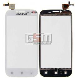 Тачскрин для Lenovo A706, белый