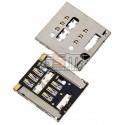 Конектор SIM-карти для Sony LT28h Xperia Ion