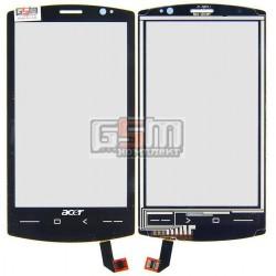 Тачскрин для Acer S200, черный