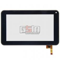 """Тачскрин (сенсорный экран, сенсор ) для китайского планшета 7"""", 12 pin, с маркировкой FM700402TC, FPC-TP070011(DR1334)-01, 300-N"""