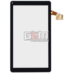"""Tачскрин (сенсорный экран, сенсор) для китайского планшета 10.1"""", 50 pin, с маркировкой DH-1012A2-PG-FPC062-V5.0, для Nomi A1010"""