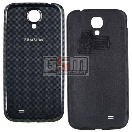 Задняя крышка батареи для Samsung I9500 Galaxy S4, I9505 Galaxy S4, черная