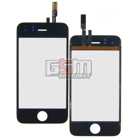 Тачскрин для Apple iPhone 3G, черный
