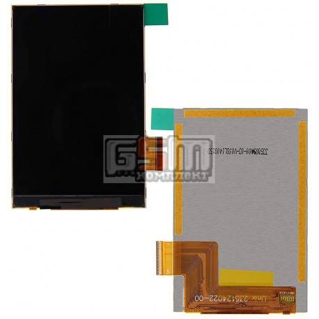 Дисплей для Fly IQ436i Era Nano 9, original, 45 pin, #X3540F0003/235124022-00/10.01.0258