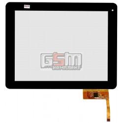 """Tачскрин (сенсорный экран, сенсор) для китайского планшета 9.7"""", 12 pin, с маркировкой DPT-Group 300-L4567K-B00, YTG-P97002-F1 V"""