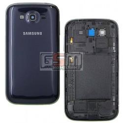 Корпус для Samsung I9082 Galaxy Grand Duos, синий