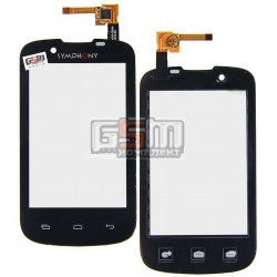 Тачскрин для Prestigio MultiPhone 3540 Duo, черный, #YXD035-205A1