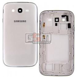 Корпус для Samsung I9082 Galaxy Grand Duos, белый