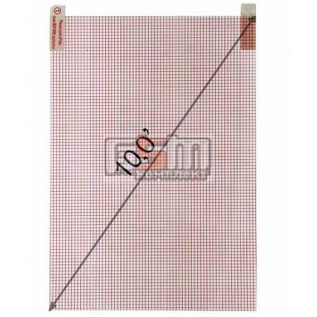 Защитная пленка для китайского планшета, телефона, универсальная, глянцевая, 10.0' (215*135mm)