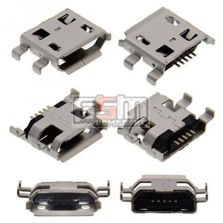 Коннектор зарядки Micro-USB тип 2
