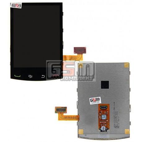 Дисплей для Blackberry 9520, 9550, с тачскрином