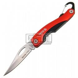 Нож YATO YT-76050 складной