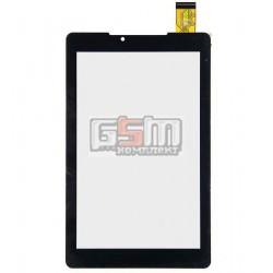 """Tачскрин (сенсорный экран, сенсор) для китайского планшета 7"""", 30 pin, с маркировкой PB70A2616 FHX, для Prestigio MultiPad PMT3"""
