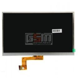 "Экран (дисплей, монитор, LCD) для китайского планшета 10.1"", 30 pin, с маркировкой AX10 MF1011683001A, KR101IA7T 1030301039, AL0"