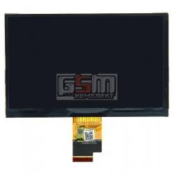 """Экран (дисплей, монитор, LCD) для китайского планшета 7"""", 40 pin, с маркировкой KD070D28-40NB-A2-REVB, размер 165*105 мм"""