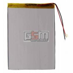 Аккумулятор для китайского планшета, универсальный (143*93*3,8 мм), (Li-ion 3.7V 5100mAh)