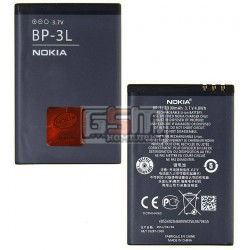 Аккумулятор BP-3L для Nokia 510 Lumia, 603, 610 Lumia, 710 Lumia, (Li-ion 3.6V 1300mAh)