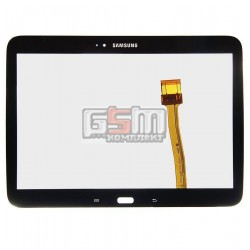 Тачскрин для планшета Samsung P5200 Galaxy Tab3, P5210 Galaxy Tab3, черный