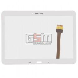 Тачскрин для планшета Samsung T530 Galaxy Tab 4 10.1, T531 Galaxy Tab 4 10.1 3G, T535 Galaxy Tab 4 10.1 3G, белый
