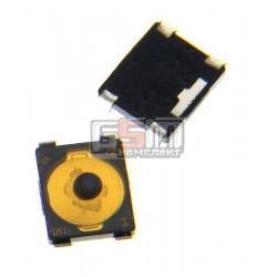 Кнопка универсальная включения/звука для Apple iPhone 4, iPhone 4S; Nokia 5310, 625 Lumia