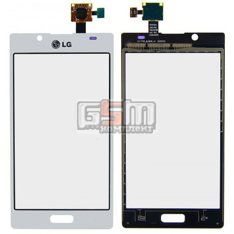 Тачскрин для LG P700 Optimus L7, P705 Optimus L7, белый, copy