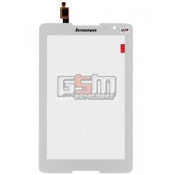 Тачскрин для планшета Lenovo IdeaTab A5500, Tab A8-50, белый