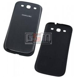 Задня кришка батареї для Samsung I9300 Galaxy S3, сіра
