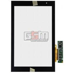Тачскрин для планшета Acer Iconia Tab A500, Iconia Tab A501, черный, #72444_A3